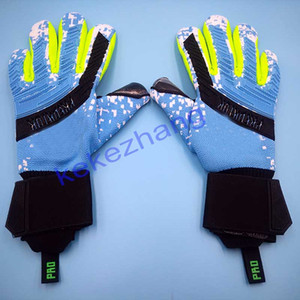 SGT VG3 PRE professionnel Gants Gardien de but sans doigts Protection épaissie Gants en latex Gants de football Gardien de but de football Gardien de but