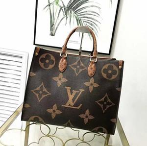 2019 nueva mujer moda Letters diseñadores bolsos Luxurys calidad de señora Crossbody Bolsa de hombro bolsa de mensajero caliente 43014 2z90