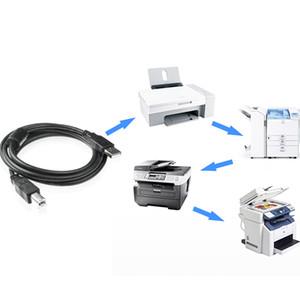 Câble d'imprimante USB Type B mâle à un câble USB 2.0 mâle pour Canon Epson HP ZJiang 1.5M / 3M / 5M