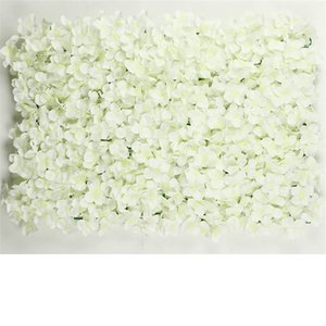 2019 New Simulated Hydrangea Flower Pallavolo Matrimonio Tappeto Wedding Film Building Simulato Flower Wall Wedding Party Decor