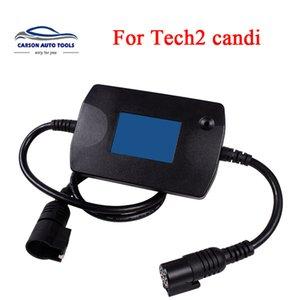 El módulo de Candi con cables Tech2 escáner de diagnóstico Candi Diagnóstico del adaptador del conectador Tech2 Interfaz de trabajo para G-M Tech 2