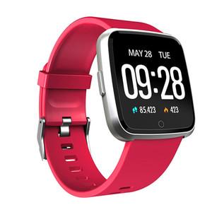 Y7 Smart watch Bracciale impermeabile cardiofrequenzimetro Blood Oxygen Pressure Tracker sportivo CY7 PRO smartwatch per Android IOS