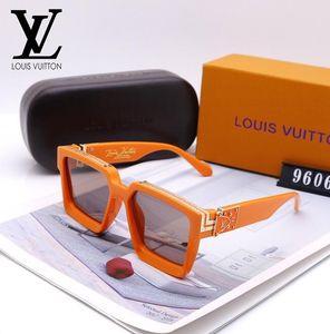 Marca Mens Sunglasses Redonda Designer Óculos Eyewear ouro moldura de vidro Lens Womens Sunglasses marca Designer Sun óculos redondos óculos