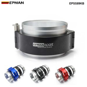EPMAN HD V-Band Clamp + Flange System Assembly For 3.5