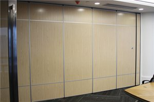 Sliding System Folding great quality for Hotel Acoustic Movable Operable Partitions Wall for conference room