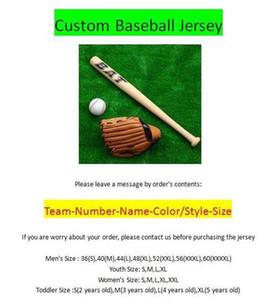 사용자 정의 야구 유니폼 남성 여성 청소년 키즈 그레이 화이트 네이비 블루 골드 맞춤형 모든 고유 이름 번호 S, 4XL