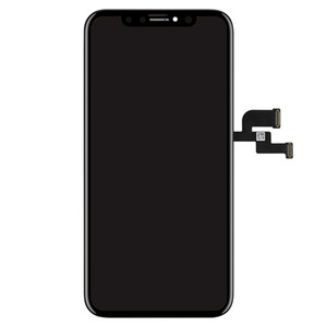 Display LCD OLED per iPhone X XS XS-Max Touch Screen Touch Screen Digitizer Assembly Sostituzione prezzo di fabbrica prezzo 100% rigorosamente senza pixel morti