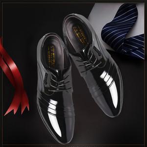 Hot Sale-Kleid Stiefel Männer Schuhe Büroklageschuhe kurze Plüsch Hochzeit Schuhe Männer eleganter zapatos de hombre de vestir formaler sapato sozialer