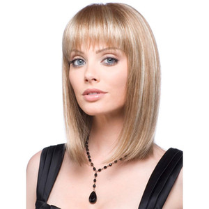Short Bob Lace Wig 13*4 Lace Front Wig Brazilian Remy Human Hair Wig 150% Straight Lace Front Pre Plucked With Baby Hair Masks