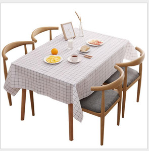 PEVA waterproof and oil-proof table cloth disposable tablecloth Restaurant table cloth table mat