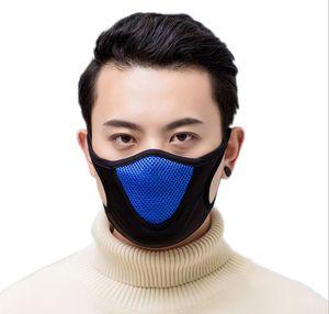 Dustproof Face Mask Outdoors Sports Anti Droplet Respirators Mouth Masks Keep Warm Reusable 2 7jh UU Dustproof Popular 2 7jh UU