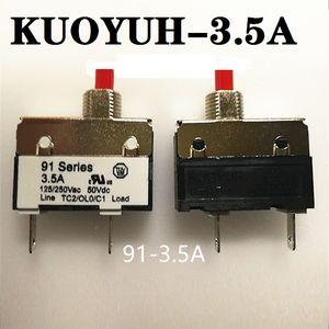 protezione da sovraccarico di corrente Serie 91 3.5A Taiwan KUOYUH