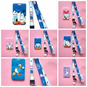 New 1Pcs cartoon Lanyard ID Badge Holder Key Neck Strap kids gifts ER-87
