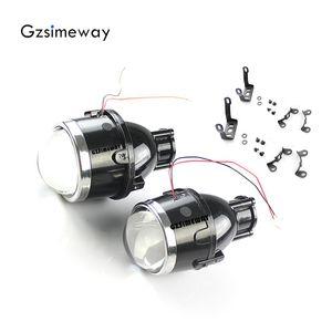 2x Fog Lights Projector Lens 2.5
