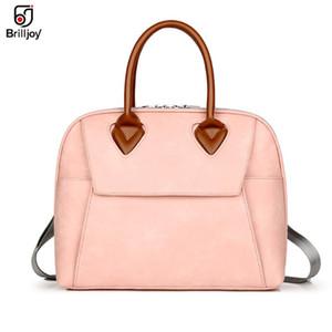 Moda feminina Hangbag Bolsa Notebook 13 13,3 15 14 15,6 polegadas PU Zipper Laptop Briefcase Caso grande capacidade sacos de ombro laptop