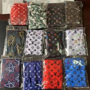 60 style designers Durag Pirate Hat Headscarves many design silk Durags Dube headscarves for men and women