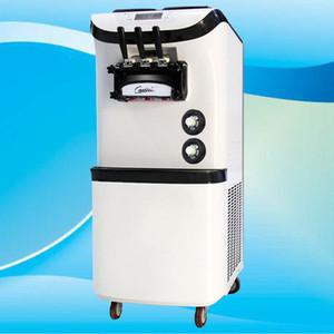 Портативный нержавеющей стали Ice Cream Making / дешевый вертикальный машина мороженого с спасительной высокое качество / Три аромата энергии холодных напитков макинтош