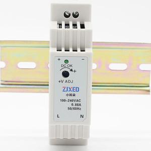 DIN-Schienen-AC-DC-Schaltnetzteil 24V Ausgang 15W 85-264VAC DC Power Converter für Sensor Messgerät