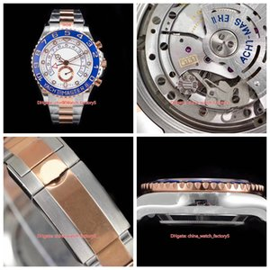 Hot Items Best Quality 904 Steel Chronograph Workin N 44mm 116681 18k Rose Gold Ceramic Swiss ETA 4161 Movement Automatic Watch Watches
