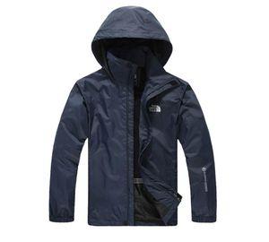 Новый 2020 горячий открытый весна осень куртки Анды мужчины север водонепроницаемый однослойный комбинезон пальто ветровка лицо куртка
