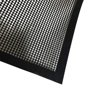BBQ Grill Cover Mat Pad Reusable Non-stick PTFE Grilling Mesh for Indoor Outdoor BBQ Use BQ Gill Accessories