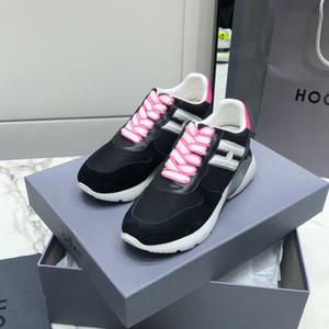 Frauen Turnschuhe 2019 Modetrend Farbe Freizeitschuhe Größe 35-39 WSJ000 College Wind bequeme breathable Spitzen-up shoesx6