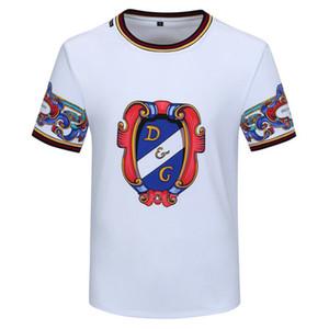 Men's luxury t-shirt 2020ss spring and summer T-shirt mixed letter printing classic fashion men's T-shirt M-3XL521