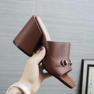 Новые горячие женская обувь дизайнер высокого класса сандалии 35-41 мода тенденция классический стиль фабрика прямой моды (с коробкой)