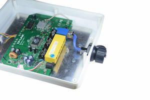 Freeshipping Unshielded Rj45 M25 Feminino conector do soquete RJ45 Ethernet cabeça com 10pcs capa impermeável