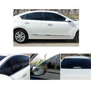 35% transmisión de luz visible 2mil Cerámica Cine 99% Rechazo UV película de la ventana del coche solar del vehículo tinte marrón Tintes
