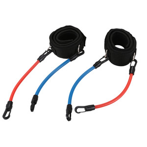Speed Bands Leg Training Resistance Band Set Running Power Muscle Endurance Strength for Football Track Field All Sports