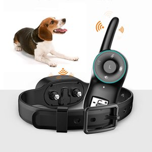 automatic dog barking stopper shock waterproof training collar anti-barking device lxy9 pet farm products supplies