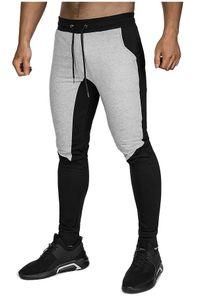 mens pantts sports ruu tightttss basketballlll gym pants bodybuilding joggers skinny leggingss trousers Full Length Free shipping