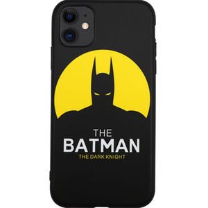 Il Batman telefono cellulare di caso della copertura di TPU Marvel anime per Apple iPhone 11 Pro Max 7 8 più X XR xs Custodie protettive