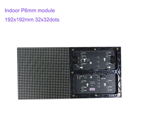 32x32 indoor RGB hd p6 indoor led module video wall alta qualità P2.5 P3 P4 P5 P6 P7.62 P8 P10 rgb display a colori a led