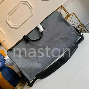 2colors 2020 серебра фантазии colofull Keepall 50 спортивных женщины людей багажного моно грамм роскошь вещевого мешок тотализатор сумка блокировкой ключ 2019acee #