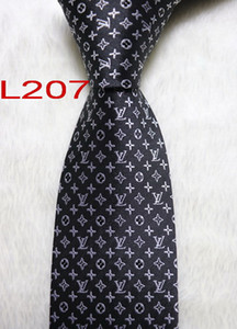 L207-16 Мужские Классический Шелковый полиэстер Дизайнерские Стяжки для Mens Марка Neckwear Бизнес Тощий Женихи галстука для свадьбы Костюм рубашка роскоши