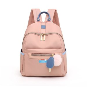Maison Fabre Moda Donna Mini semplice Oxford Zaini Lady Campus Style Pure Color Big Capacity Tempo libero Double Back Bag