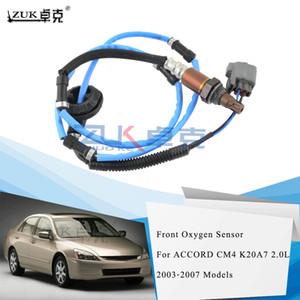 ZUK anteriore ossigeno Rapporto sonda Lambda O2 Sensor Air Fuel Sensor per HONDA ACCORD 2003-2007 CM4 2.0L K20A7 OEM: 36531-RAC-U01