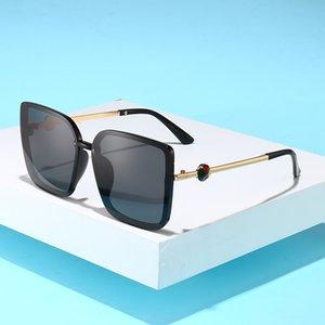 Wooden Sunglasses For Women Fashion Brand Designer UV400 Mirror Lenses Bamboo Sunglasses For Men 2020 New