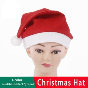 Christmas Hats Ordinary Nonwoven Adult Children's Hats Christmas Decorations Christmas Day Hat For Santa Claus Costume