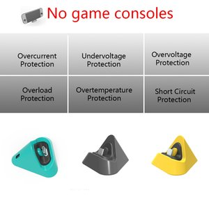 Charging Dock Lightweight Game Accessories Replacement Support Circuit Protection Base Portable Type C Port Mini For Switch Lite