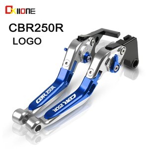 For CBR250R CBR 250R CBR 250 R 2011 2012 2013 Motorcycle Adjustable Folding extended lever Brake Clutch Levers Moto lever