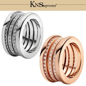 KN BGL s925 кольцо подарок 1: 1 Оригинал 100% Стерлингового Серебра 925 Женщины Тот же стиль Ювелирные Изделия Высокого Качества Подарок Есть логотип