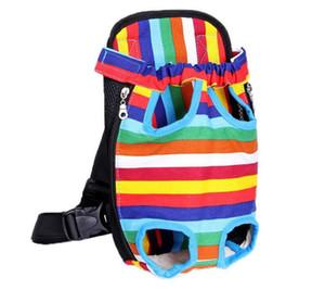 Sac à dos de chien Porte-Mesh Camouflage Produits Voyage Outdoor Respirant Sacs poignée épaule pour petit chien Chihuahua Chats 888