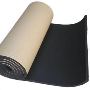 Automóveis Car Auto Sound Deadening Cotton isolamento térmico Pad Foam 1 rolo 140X100cm interior material Acessórios 2020