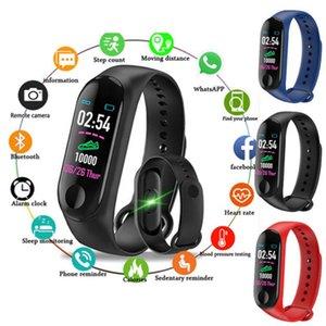 Smart Armband Laufuhr Herzfrequenz Gesundheit Wasserdicht Bluetooth Armband Unisex Sportuhren Männer Schlaf Monitor Schrittzähler