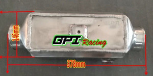 GPI UNIVERSAL alumínio Turbo Front-Mount água para o ar Intercooler