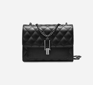 Tasarımcı Çanta Le çocuk çanta Bayan Omuz Çantaları diyagonal Baklava deri kadın Tasarımcı çanta Çapraz Crossbody torbayı ekose