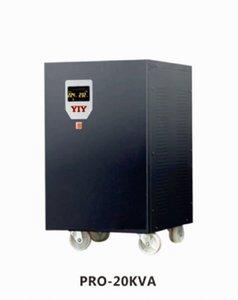 Pro-20KVA Dikey AC Otomatik Gerilim Regülatörü Sabitleyici / Geniş Giriş Gerilim Aralığı / Tek Faz / Renkli Ekran / Destek Özelleştir